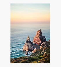 Land Of Eternal Sunset Photographic Print