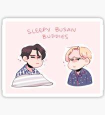 BTS: SLEEPY BUSAN BUDDIES Sticker