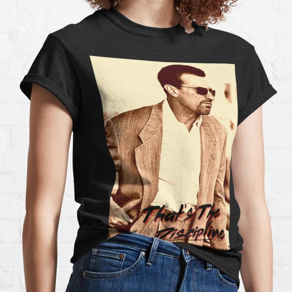 Robert De Niro - Heat  Classic T-Shirt