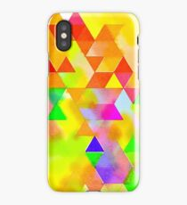 Tesselate Watercolor iPhone Case/Skin
