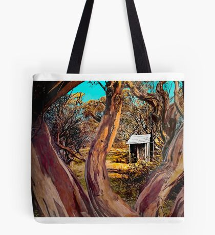 The Shack Outback Tote Bag