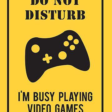 Do Not Disturb by orangecrocs