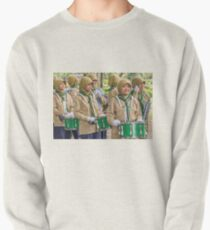 Here Comes the Band Pullover