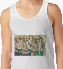 Here Comes the Band Men's Tank Top