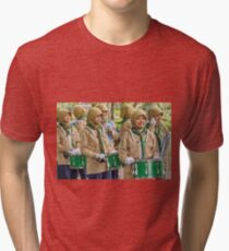 Here Comes the Band Tri-blend T-Shirt