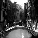 Venetian Canal by Honor Kyne