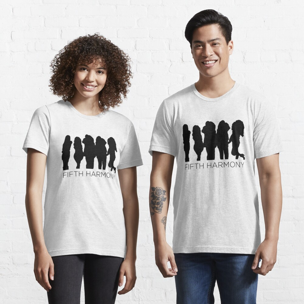 Fifth Harmony silhouette  Essential T-Shirt