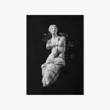 Venus, the classic marble beauty Art Board Print