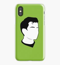 Captain James T. Kirk iPhone Case/Skin