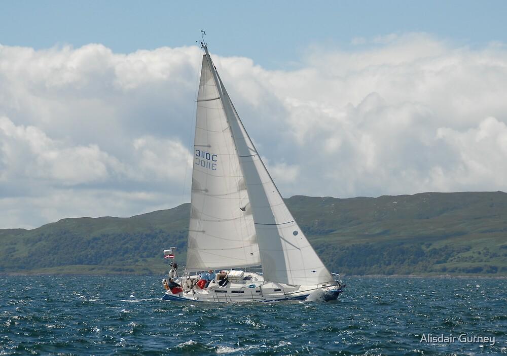 West Highland Week 2007 - SKERRYVORE II by Alisdair Gurney