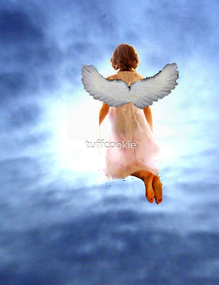 Heavenly Angel by tuffcookie