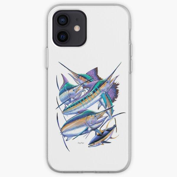 Pacific Billfish  iPhone Soft Case