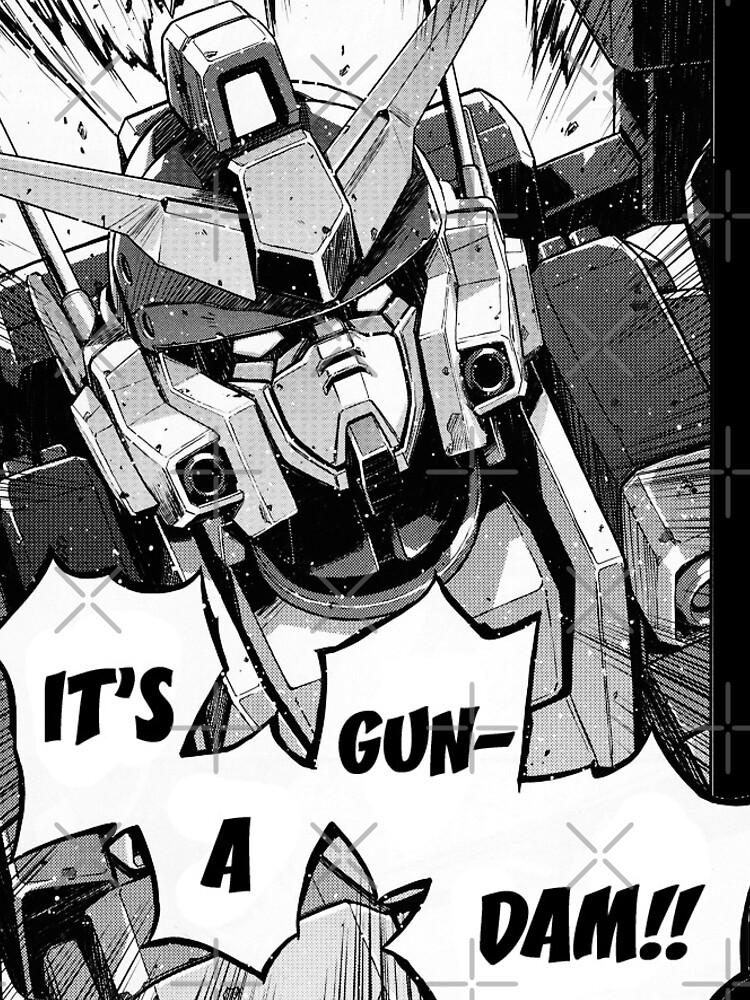Gundam Wing Manga Heavyarms by lman32