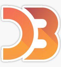 D3.js Logo Sticker