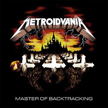 METROIDVANIA - Metroid Castlevania Shirt by L1927N