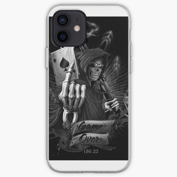 Grim iPhone Soft Case