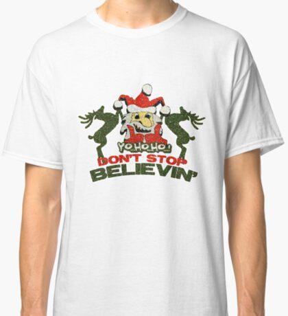 Santa Claus t-shirt Classic T-Shirt