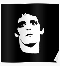 Lou Reed Poster