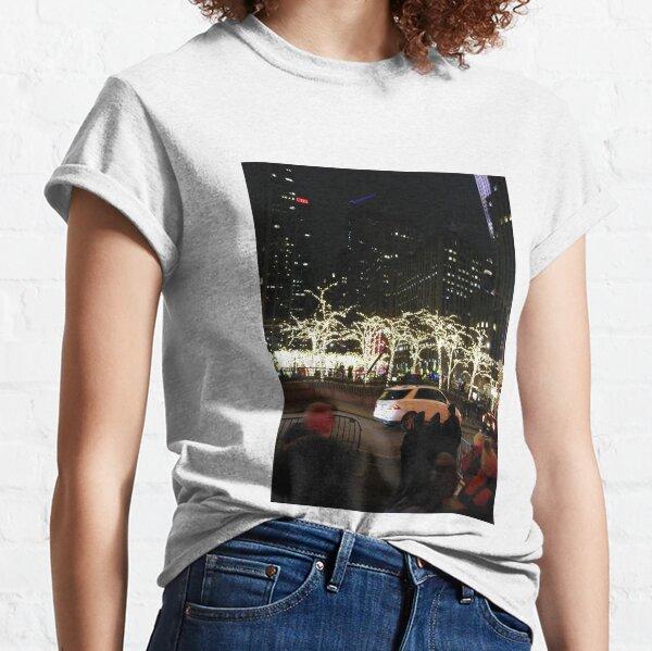 Christmas Lighting Classic T-Shirt