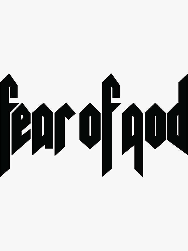 fear of god by deshigner