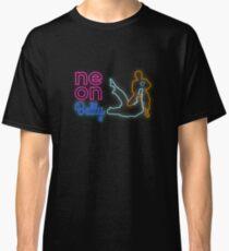 80s Neon Belly | brazilian jiu jitsu | jiu jitsu apparel | jujitsu shirts | bjj | bjj shirt | bjj gift | martial arts shirt | mma shirt Classic T-Shirt