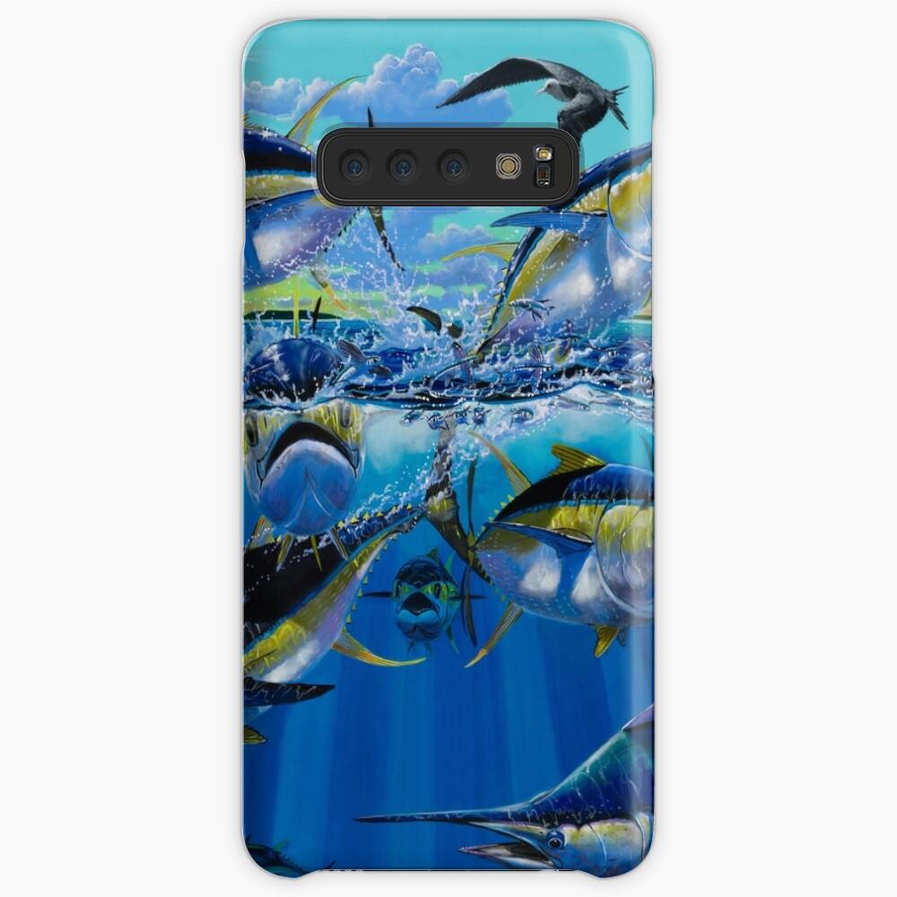 Yellowfin Run Hülle & Klebefolie für Samsung Galaxy