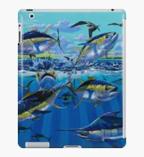 Yellowfin Run iPad Case/Skin