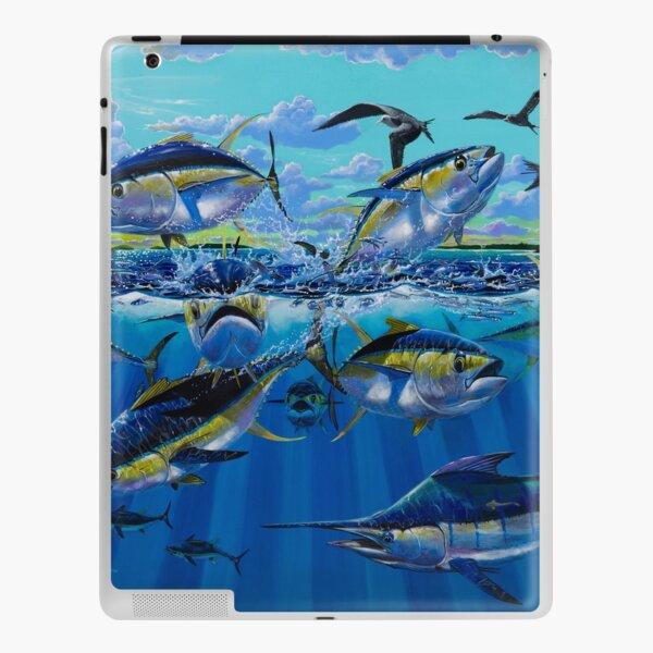 Yellowfin Run iPad Skin