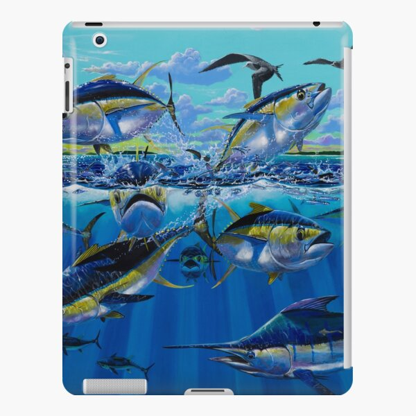 Yellowfin Run iPad Snap Case