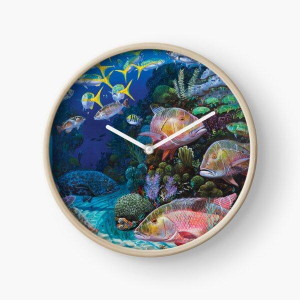 Mutton Reef Clock