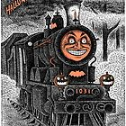 All Hallow's Express by JELarson