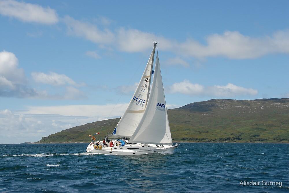 West Highland Week 2007 - TAO by Alisdair Gurney