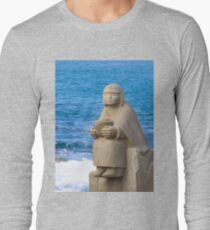 Waiting By the Sea T-Shirt