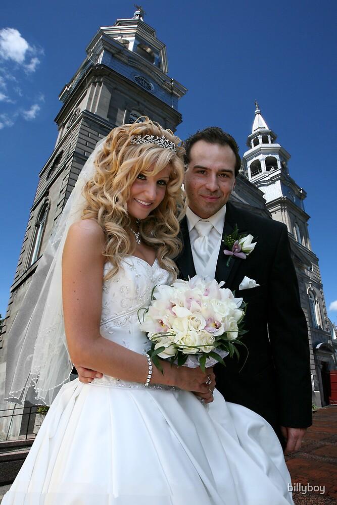 Wedding Bells! by billyboy