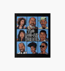 The Bel-Air Bunch Art Board