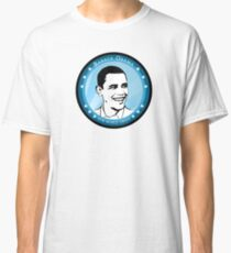 obama : blue rays Classic T-Shirt