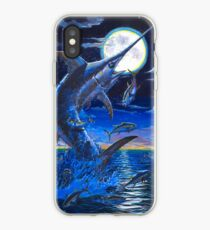 Moon Doggy iPhone Case