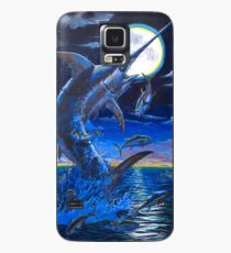 Moon Doggy Case/Skin for Samsung Galaxy