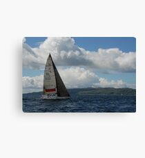West Highland Week 2007 - TISO THUNDERBIRD Canvas Print