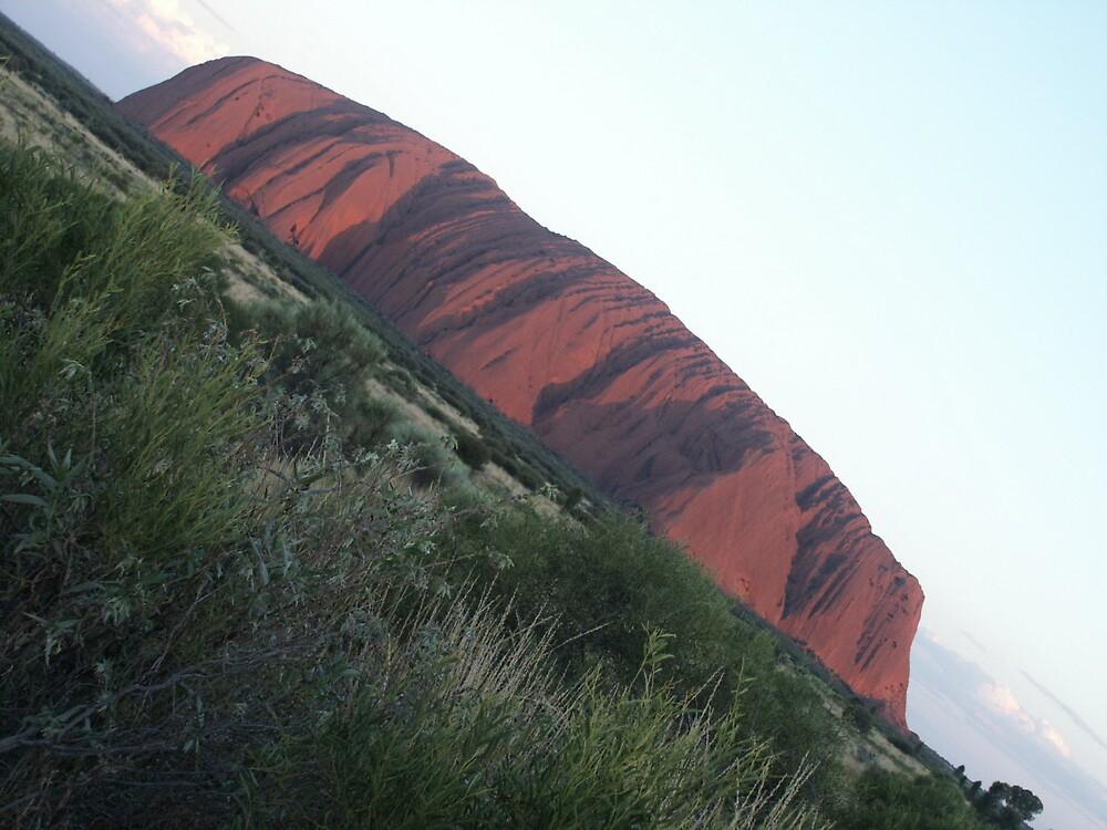 Uluru by Christina Brand