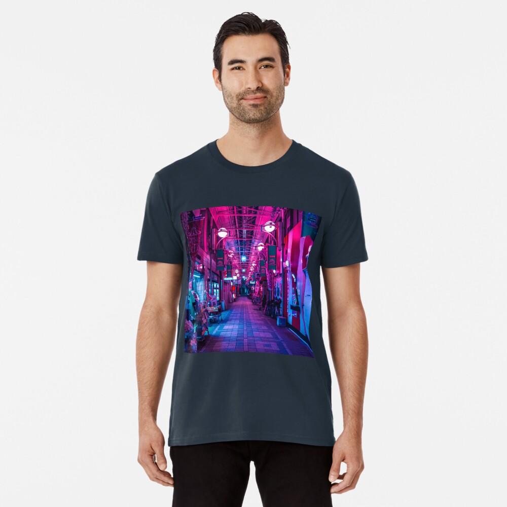 EINTRITT IN DIE NÄCHSTE DIMENSION Premium T-Shirt