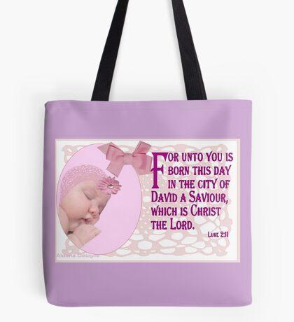 A Baby ( 15423 Views) Tote Bag