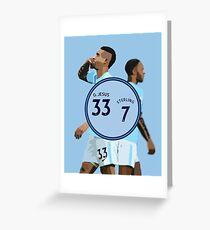 A Sky Blue Future Greeting Card