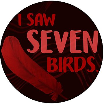 i saw s e v e n birds by usukiland