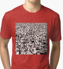 George Michael - Listen Without Prejudice Tri-blend T-Shirt