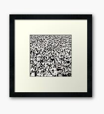 George Michael - Listen Without Prejudice Framed Print