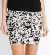 George Michael - Listen Without Prejudice Mini Skirt