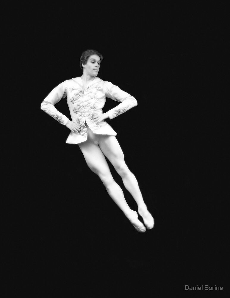 The Ballet Dancer by Daniel Sorine
