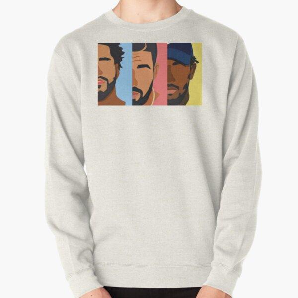 Drake, J Cole, Kendrick Lamar Shirt Pullover Sweatshirt