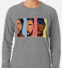 Drake, J Cole, Kendrick Lamar Shirt Lightweight Sweatshirt